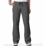 Bella Women's Sweatpants: 100% Cotton Straight-Leg Fleece (7017)