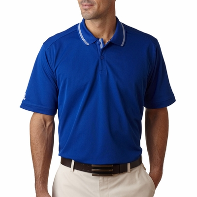 adidas Men's Polo Shirt: ClimaLite Tech Athletic (A14)