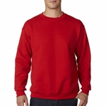 Fruit of the Loom Men's Sweatshirt: 8 oz. Best 50/50 Crew (1630)