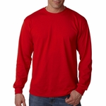 Gildan Men's T-Shirt: 5.6 oz. Ultra Blend Long-Sleeve (G840)