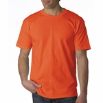 Bayside Men's T-Shirt: 100% Cotton Short-Sleeve (5100)