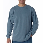 Comfort Colors Men's T-Shirt: 100% Cotton Heavyweight Long-Sleeve (C6014)