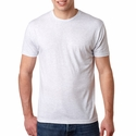 Next Level Men's T-Shirt: Tri-Blend Crewneck (6010)