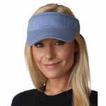 Adams Visor: 100% Cotton Breeze Sun (BZ101)