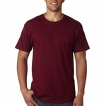 Hanes Men's T-Shirt: 100% Cotton Tagless Pocket (H5590)