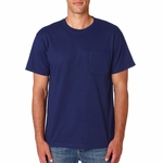 Fruit of the Loom Men's T-Shirt: 5.4 oz. 50/50 Pocket Best (5930P)