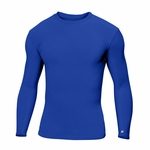 Badger Sport Youth Athletic Top: Long-Sleeve B-Fit Crew (2604)