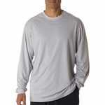 Badger Sport Men's T-Shirt: B-Dry Core Long-Sleeve Performance (4104)
