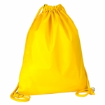 UltraClub Cinch Sack: Sport with Waterproof Backing (8883)