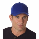Yupoong Cap: Flexfit Performance Wool-Like Poly (6580)