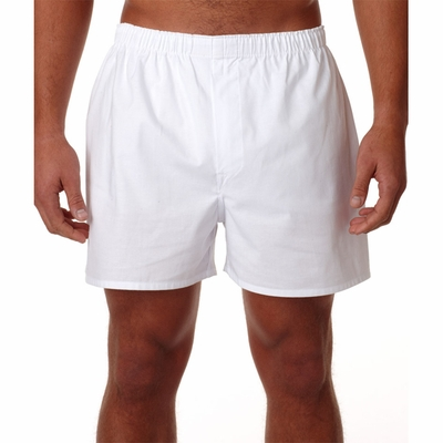 Robinson Men's Boxer Shorts: 100% Cotton (R983)