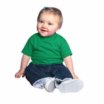 Rabbit Skins Infant T-Shirt: 100% Cotton Short-Sleeve (3401)
