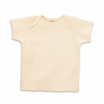 Rabbit Skins Infant T-Shirt: 100% Organic Cotton Lap Shoulder (RS2000)