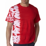 Gildan Men's T-Shirt: 100% Cotton Tie-Dye One-Color Fusion (81)