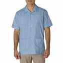Cubavera Men's Guayabera Shirt: Traditional (CM176)