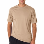 Badger Sport Men's T-Shirt: B-Dry Core Short-Sleeve Performance (4120)
