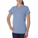 Anvil Women's T-Shirt: 100% Organic Cotton Short-Sleeve (OR428)