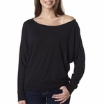 Bella Women's Dolman Top: 3.7 oz. Elizabeth Long-Sleeve (8850)