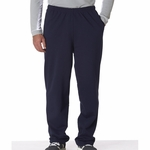 JERZEES Men's Sweatpants: Open-Bottom with Pockets (974MP)