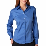 Van Heusen Women's Oxford Shirt: 100% Cotton True Wrinkle-Free Pinpoint (13V0144)
