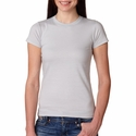 Anvil Women's T-Shirt: 100% Organic Cotton Ringspun (498)