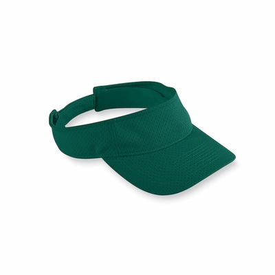 Augusta Sportswear Youth Visor: 100% Polyester Athletic Mesh (6228)