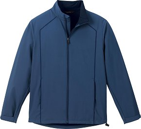 North End Men's Jacket: Lightweight Soft Shell (88154)