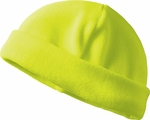 North End Beanie: Hi-Viz Polyester Fleece Toque Cap (447002)