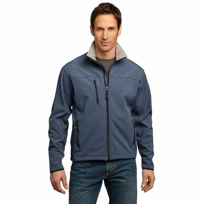 Port Authority Men's Jacket: Glacier Soft Shell (J790)
