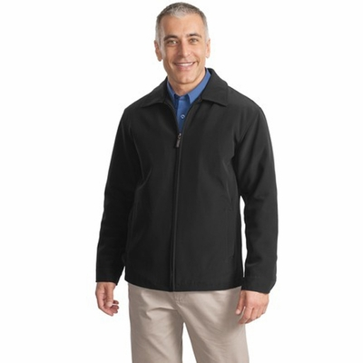 Port Authority Men's Jacket: Signature Metropolitan Soft Shell (J791)