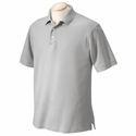 Chestnut Hill Men's Polo Shirt: 100% Cotton Performance Plus Pique (CH100)