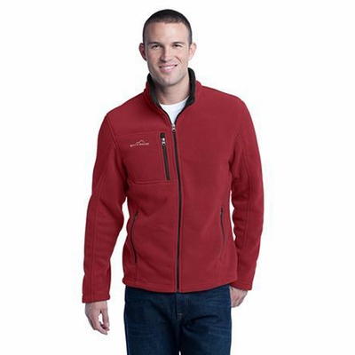 Eddie Bauer Men's Jacket: Full-Zip Fleece (EB200)