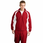 Sport-Tek Men's Jacket: 5-in-1 Performance Full-Zip Warm-Up (J712)