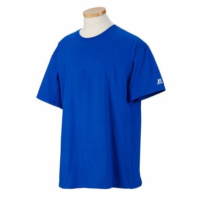 Russell Athletic Men's T-Shirt: 100% Cotton Short Sleeve (67014M)