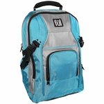 ful Backpack: Heart Breaker with Dual Compartments and Laptop Sleeve (5193BP)