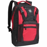 ful Backpack: Daypack with Dual Compartments and Laptop Sleeve (5238BP)