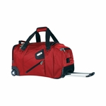 ful Wheeled Duffel Bag: Retractable Trolley Handle (8025HD)