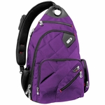 ful Sling Backpack: Brickhouse with Laptop Compartment (UB6L)