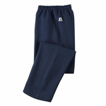 Russell Athletic Youth Pants: 50/50 Dri-Power Open-Bottom Fleece (596HBB)