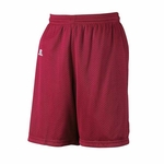 Russell Athletic Youth Shorts: 100% Nylon Tricot Mesh 7-Inch (659AFB)
