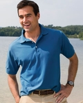 Devon & Jones Men's Tall Polo Shirt: (D100T)