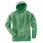Authentic Pigment Men's Sweatshirt: 80/20 Hooded Pullover (1981)