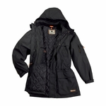 Weatherproof Men's Jacket: Quilted 3-in-1 w/ Detachable Hood (WP6086)