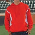 Proline Men's Sweatshirt: Color-Block Athletic Hoodie Pullover (2212)