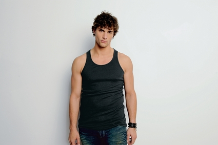 Canvas Men's Tank Top: 100% Cotton Mulholland Rib (3400C)