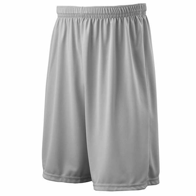 Augusta Sportswear Men's Shorts: 100% Polyester Training with Drawcord (1420)