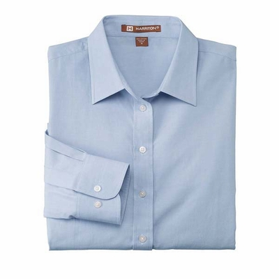 Harriton Men's Chambray Shirt: (M555)