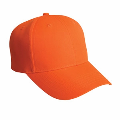 Port Authority Safety Cap: Solid Non-ANSI Certified (C806)
