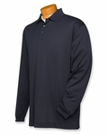 Cutter & Buck Big & Tall Men's Polo Shirt: Cotton Blend Championship Long Sleeve (BCK01271)