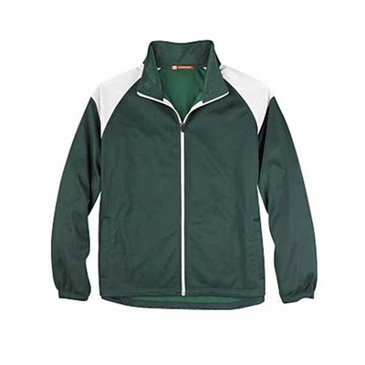 Harriton Men's Track Jacket: (M390)